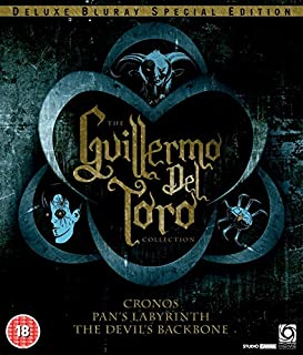 Guillermo Del Toro Collection - Cronos / The Devil's Backbone / Pan's Labyrinth [Blu-ray] [DVD] (B003PHJLX2) | Amazon price tracker / tracking, Amazon price history charts, Amazon price watches, Amazon price drop alerts