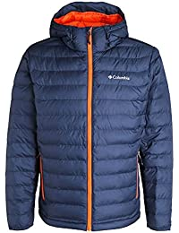 Columbia Powder Lite Hooded Doudoune à Capuche Homme