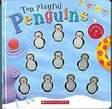 Ten Playful Penguins (Cartwheel Board Books)