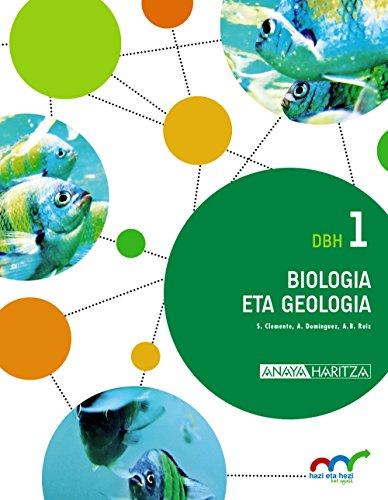 Biologia eta Geologia 1. (Hazi eta hezi bat eginik) - 9788467851977