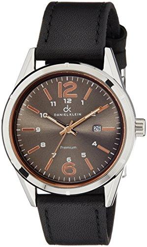 51bLM5z34GL - Daniel Klein DK10607 8 Brown Mens watch