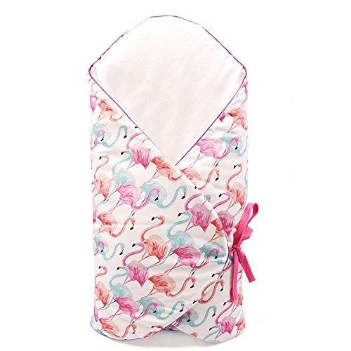 Sevira Kids Flamingo - Saco dormir bebé evolutivo