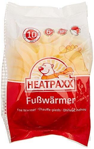 HeatPaxx Fußwärmer - 10er Vorteilspack - Calentadores de pies