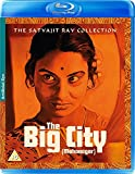 The Big City - Blu-ray - Mahanagar - Art...