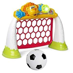 Chicco Goal League Pro - Portería de fútbol (2 a 5 años)