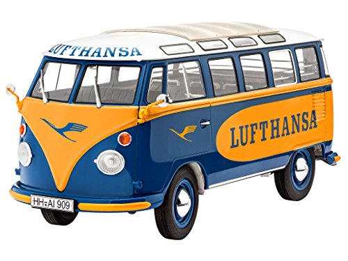 revell-gmbh-07436-1-24-escala-kit-de-plastico-modelo-vw-t1-samba-bus-lufthansa
