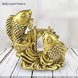 Vastu/Feng Shui Double Fish for Good Luck and Prosperity