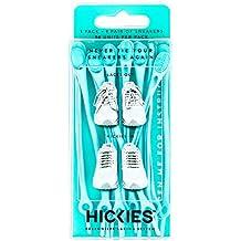 Hickies Cordons Élastiques Originaux Non-cravate « - Jaune D'argent (14 Unités, Fonctionne Avec Toutes Les Chaussures)