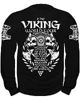 Männer und Herren Pullover Viking World Tour