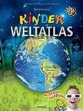 Bertelsmann Kinder Weltatlas: Mit 3D- Poster und 3D- Brille
