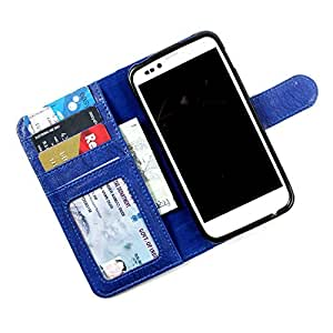For Nokia Lumia 620 - PU Leather Wallet Flip Case Cover