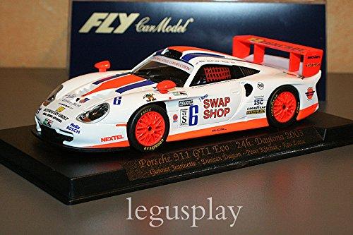 Fly - Scalextric slot 88031 Porsche 911 GT1 Evo 24H