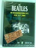 THE BEATLES IN WASHINGTON D.C. (DVD) by PAUL McCARTNEY,RINGO STARR,GEORGE HARRISON JOHN LENNON