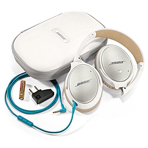 Cuffie Bose QuietComfort Ear bianche 715053-0020 ecb9cc755c93