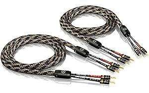 ViaBlue SC-2 Silver-Series Single-Wire: Amazon.de: Elektronik