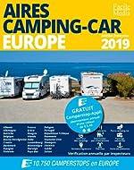 Aires camping-car Europe de Anne Van den Dobbelsteen