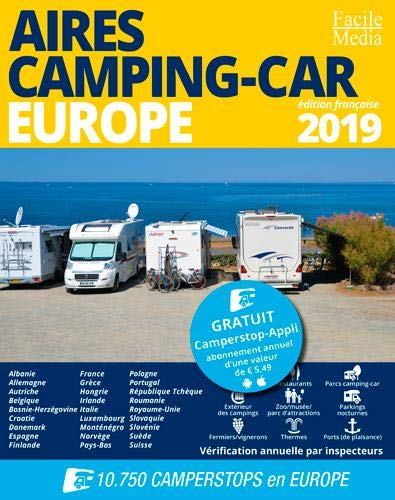 Aires camping-car Europe