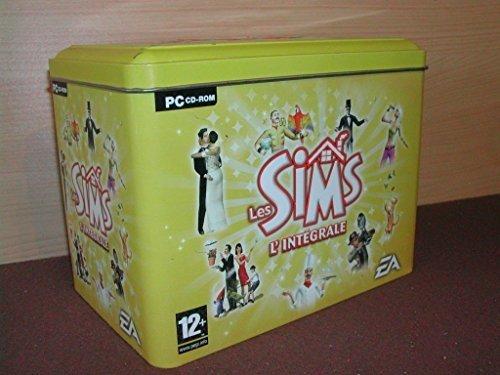 Intégrale des Sims 1 - Boîtier Métallique