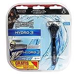 Wilkinson Sword Hydro 3pour homme Toilettage de rasage et Lot de 2