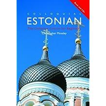 Colloquial Estonian (PB + CD)