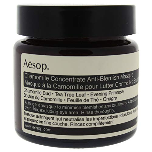 AESOP Chamomile Concentrate Anti-Blemish máscara 60 ml