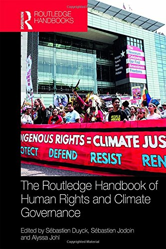 Routledge Handbook of Human Rights and Climate Governance (Routledge International Handbooks)