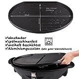TZS First Austria elektrischer Standgrill im Vergleich