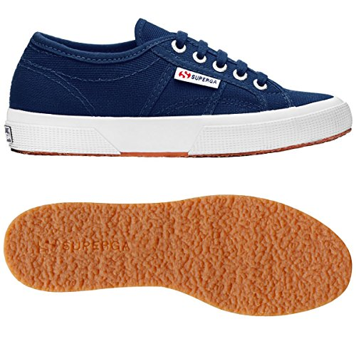 Superga 2750- PLUS COTU S003J70, Sneaker donna BLUE MD COBALT