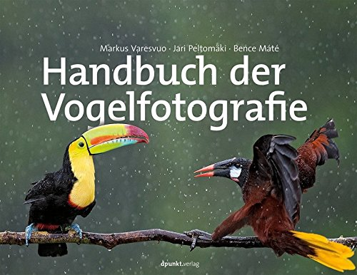 Handbuch der Vogelfotografie (Fotografie-handbuch)
