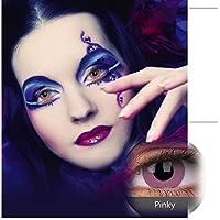 Kontaktlinsen Festive ohne Stärke Phantasee Modell Fancy Lens 14mm Pinky