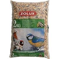 Mélange de graines pour oiseaux de la nature sac de 2 kg/ZOLUX
