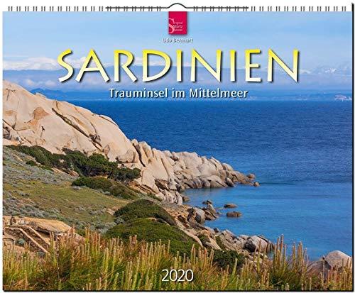 Sardinien - Trauminsel im Mittelmeer: Original Stürtz-Kalender 2020 - Großformat-Kalender 60 x 48 cm