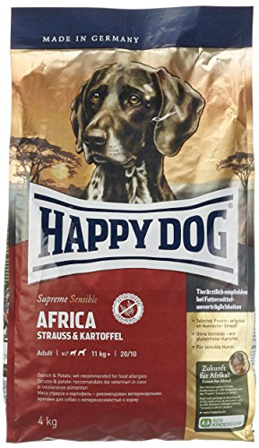 Happy Dog Hundefutter 3547 Africa