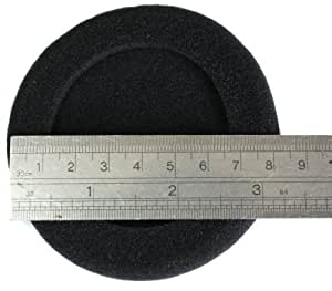 JNT's (Diameter: 80mm) earpads for most professional over ear earphone