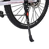 Agger Fahrradständer, verstellbar, für Mountainbikes, Seitenstraßen, 1 Stück