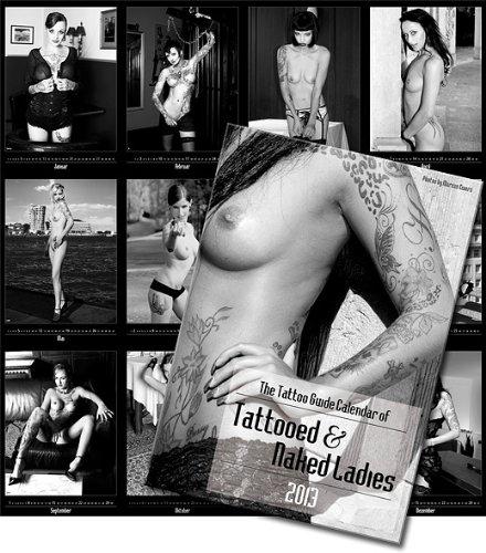 © HOT TATTOO EROTIC CALENDAR 2013 of Tattooed & Naked Ladies *** KALENDER TATTOO PINUP MODEL GLAMOUR SEXY BIKINI *** EROTIK - EROTIC - EROTICA - KALENDER - CALENDAR - CALENDRIER - CALENDARIO - FOTOKALENDER - WANDKALENDER ***