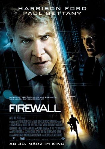 Firewall Movie Poster 70 X 45 cm