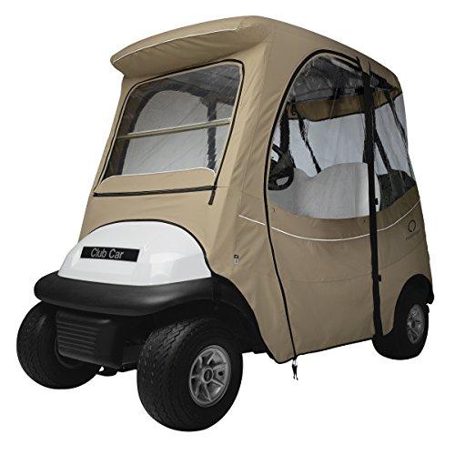 Classic Zubehör Fairway Golf Cart fadesafe Gehäuse für Club Auto, Unisex, Khaki