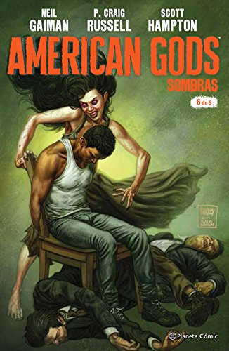 American Gods Sombras nº 06 (Independientes USA)