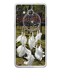 PrintVisa Musical Wind Chimes High Gloss Designer Back Case Cover for Samsung Galaxy On7 Pro :: Samsung Galaxy On 7 Pro (2015)