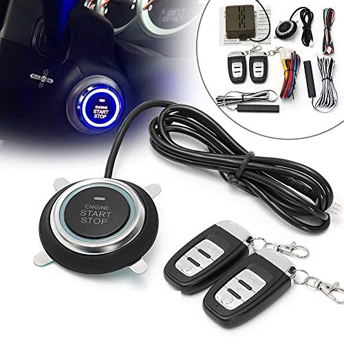 Auto Motor Stop Start SUV Keyless Entry Motor Home Alarm System Taste Remote Starter Stop Auto Autoteile (Auto-remote-starter)