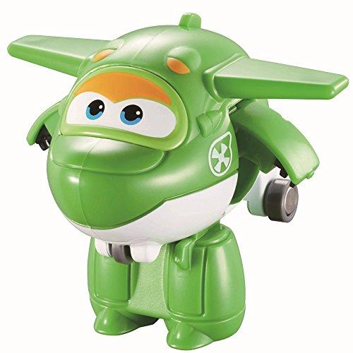 Spielzeug Transformer Fliegende (Super Wings - Mini Transform a Bots Mira Transformer Flugzeuge Spielzeug)