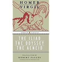 Iliad, Odyssey, and Aeneid Box Set