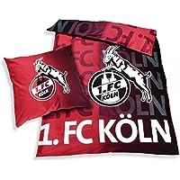 1. FC Köln Bettwäsche Leuchtend