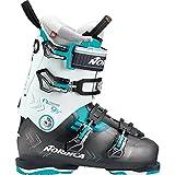 Nordica Damen 050M14-7H6 Skischuh N-Move 95 W Tr.Schwarz/Weiß - MP 26,0