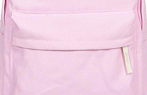 FZHLY Piccolo Spalla Fresca Lady Canvas Bag Cinque Pezzi Serie Di Zaino,DarkBlue DarkBlue