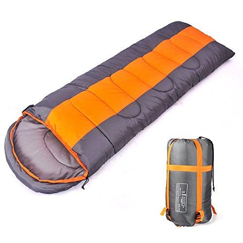 Camping saco de dormir interior y al aire libre adulto de dormir de invierno para mochila senderismo