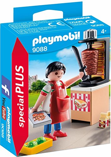 Playmobil Especiales Plus- Vendedor de Kebab