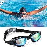 545ae8e35a Trifycore de Silicona contra la Niebla Gafas de natación Protección UV  Estanco Gafas de natación para