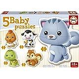 Educa Borras Baby Puzzle Animals